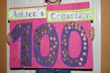 100th Day Project with Pennies