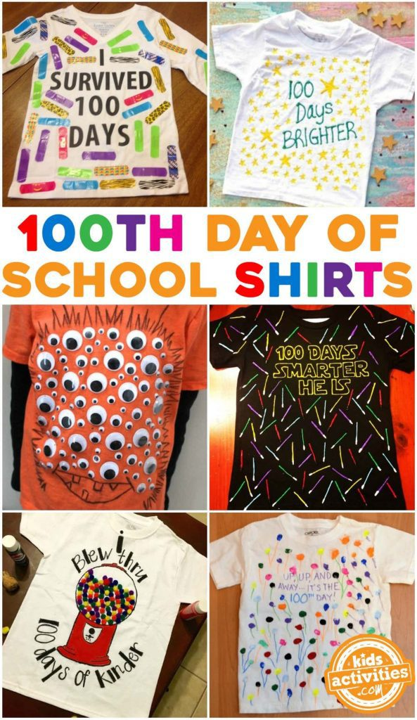 100th-Day-of-School-Shirt-Ideas-for-Kids
