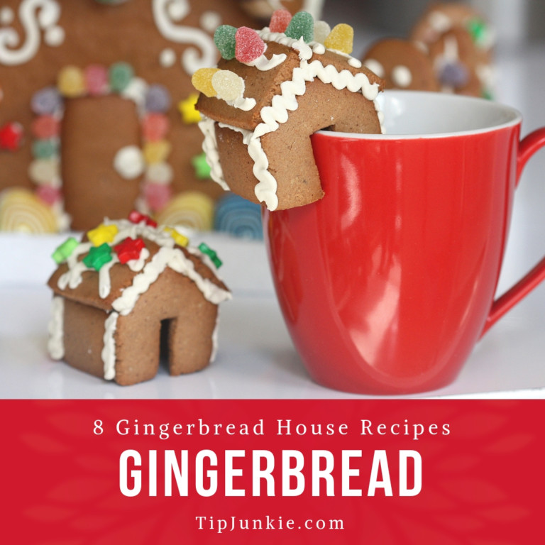 Gingerbread House Ideas and Recipes