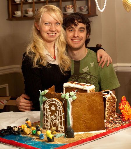 Lord of the Rings Gingerbread House Ideas