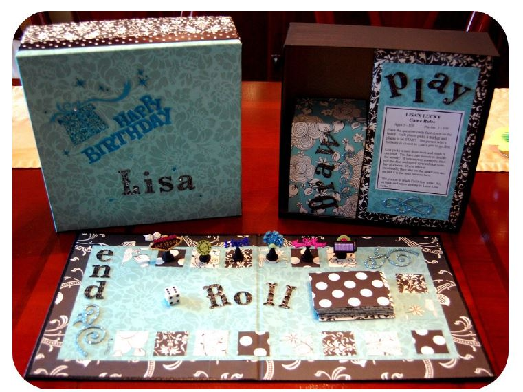 Birthday Board Game