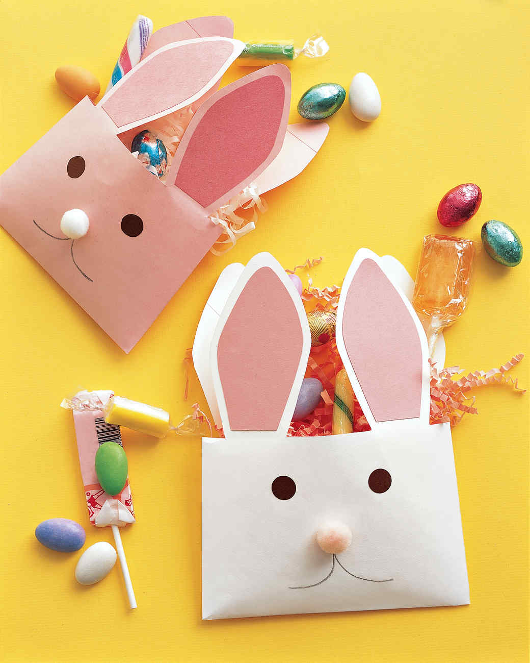 Envelope Easter Bunny Craft