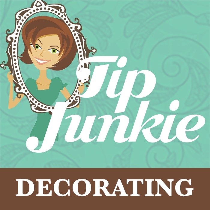 DIY Decorating on Tip Junkie