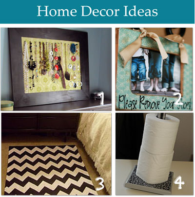 DIY Home Decor Tutorials – Tip Junkie
