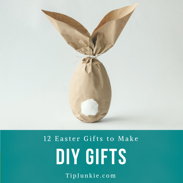 12 Easy Easter Gift Ideas to DIY
