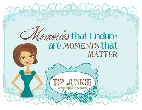 Ebook Moments that Matter by Tip Junkie
