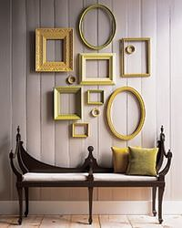 Incroyable How To Use Empty Frames Decorate Walls With 6 Diy Ideas Tip Junkie