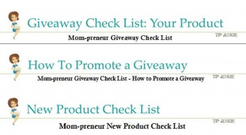 Tip Junkie Mompreneur eBook