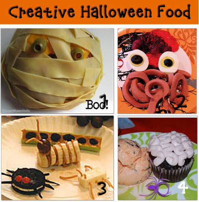 20 Gross Halloween Party Food Ideas for Kids | Tip Junkie