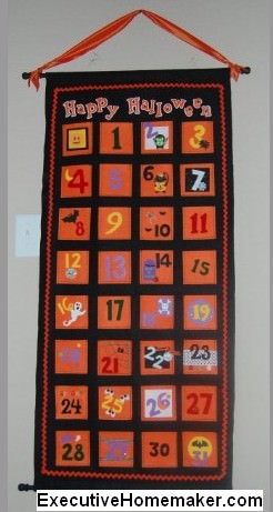 Halloween Advent Calendar