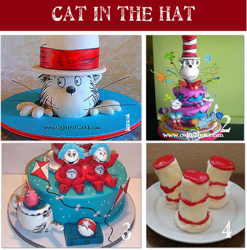 Outstanding 16 Ways To Party With Cat In The Hat Tip Junkie Funny Birthday Cards Online Alyptdamsfinfo