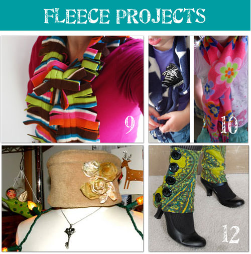 Fleece Sew