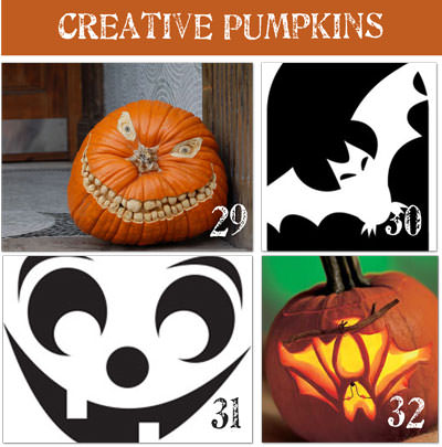 32 Creative Ways To Decorate A Pumpkin Tip Junkie