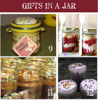 Cake in a Jar Recipe