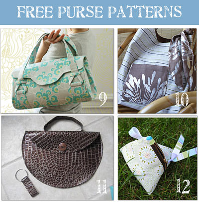 Purse Patterns