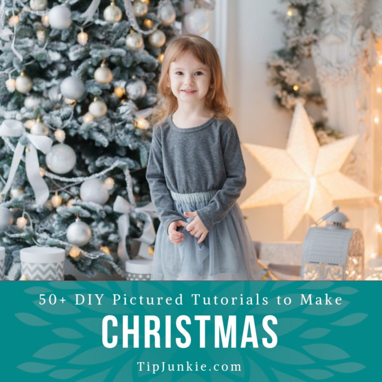50 Homemade Christmas Tutorials