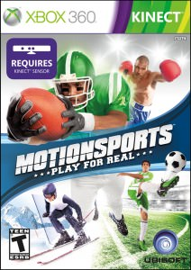 MotionSports for Kinect