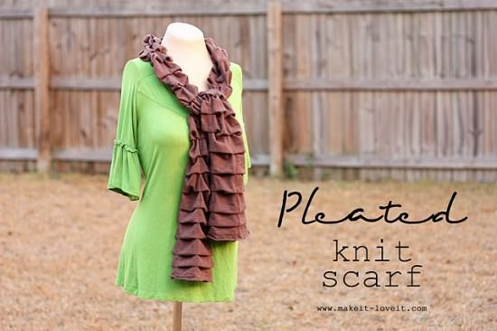 how to scarf