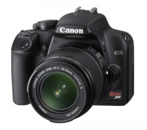a free canon rebel slr digital camera