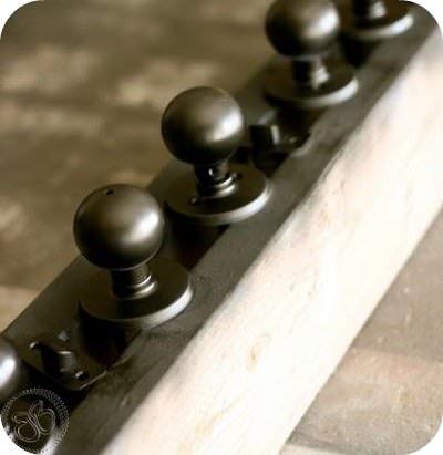 How to Paint:  The Fastest Way to Paint a Door Knob