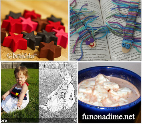 38 Kid Crafts And Boredom Busters For Spring Break Tip Junkie