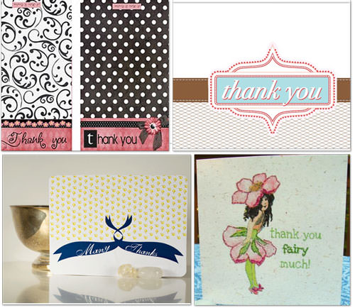 Free Printable Cards To Thank You