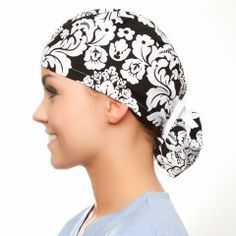 BlueSky pony scrub cap on Crafster
