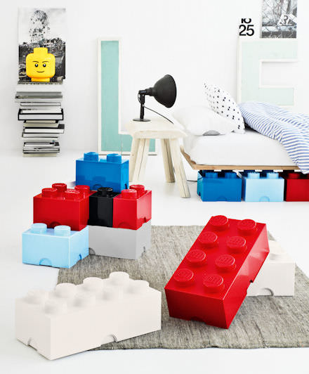 Lego box for lego storage
