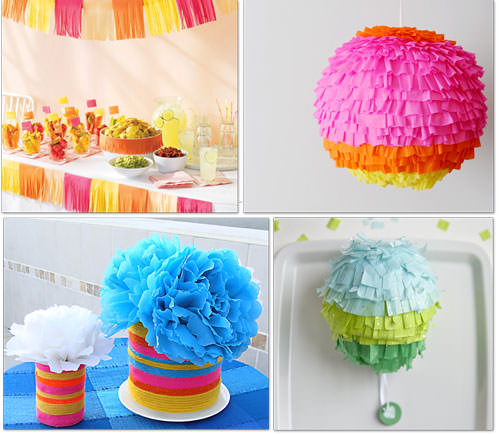 Cinco de Mayo party decor