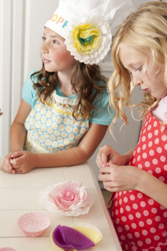 Tween Baking Party