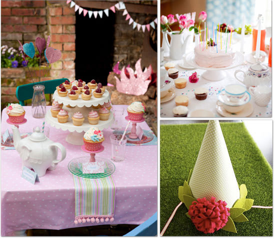 36 Girl Party Themes Cake And Games