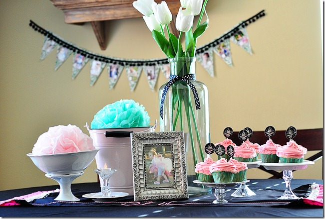 30 First Birthday Cake And Party Ideas Easy Tip Junkie Rh Tipjunkie Com 1st For Girls