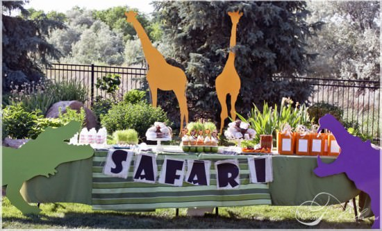 Safari Adventure Party