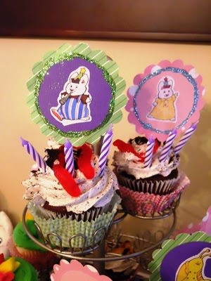 Max and Ruby Twin Birthday Party