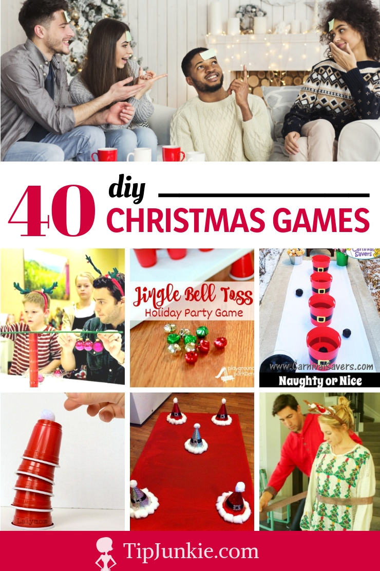 40 Christmas Games & Party Themes