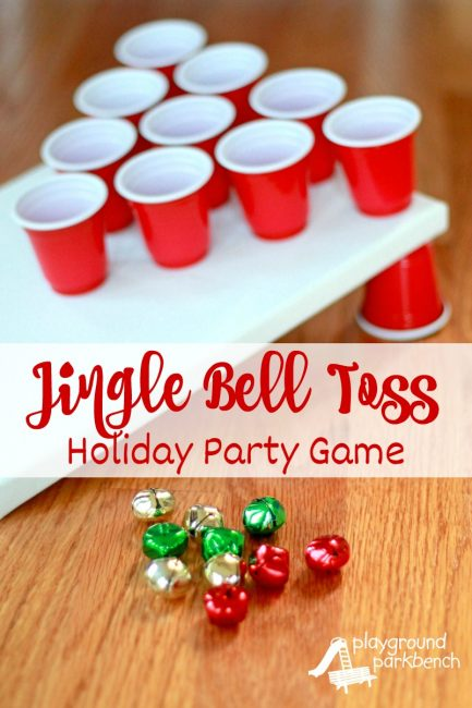 Jingle Bell Toss Holiday Games