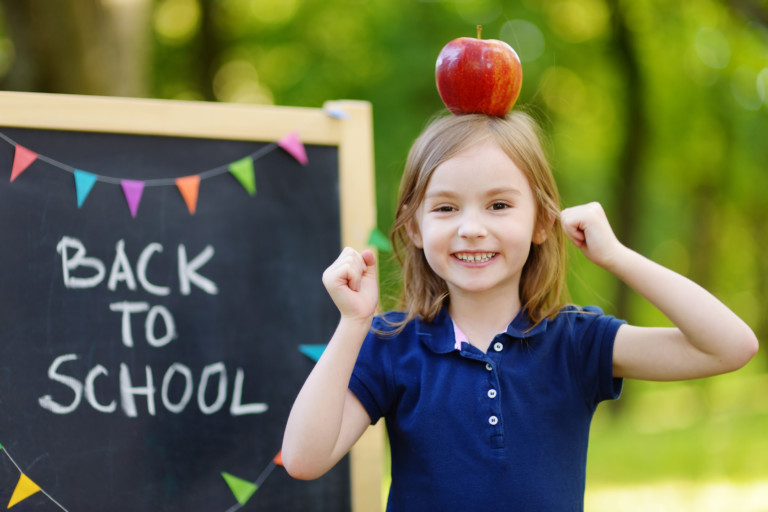 5 Great First Day of School Photos