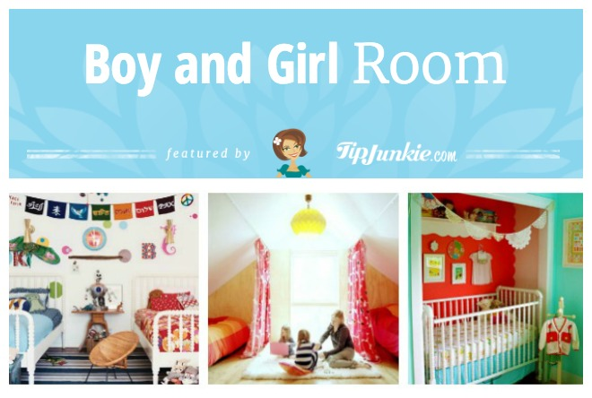Boy and Girl Room