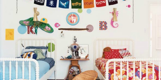 boy and girl room ideas