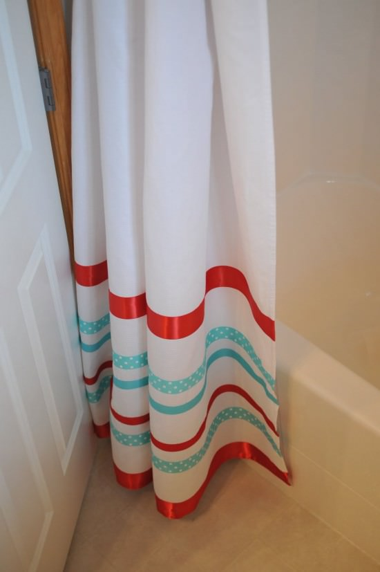 10 Ways To Spice Up Your Shower Curtain Tip Junkie