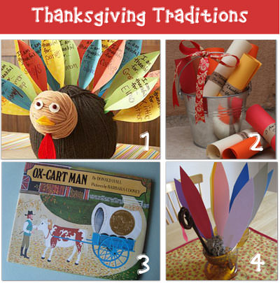 12 Thanksgiving Craft Activities for Children