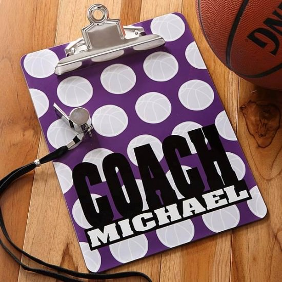 Coaches Clipboard