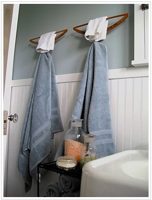 Hanger Towel Holder