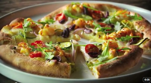 Homemade Pizza by Curtis Stone