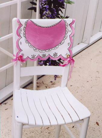 25 Gorgeous Chair Covers and Festive Chair Backs To Make Tip Junkie