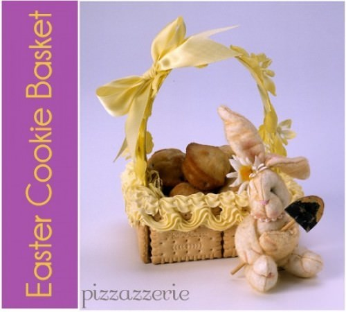 Easter Cookie Basket Recipe