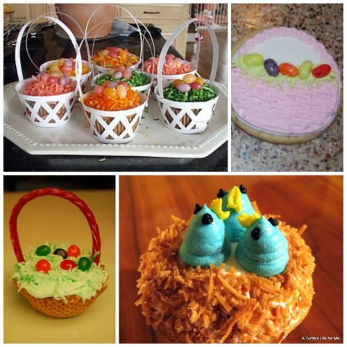 4 Edible Easter Basekt Recipes