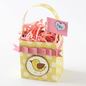 Paper Mini Baskets
