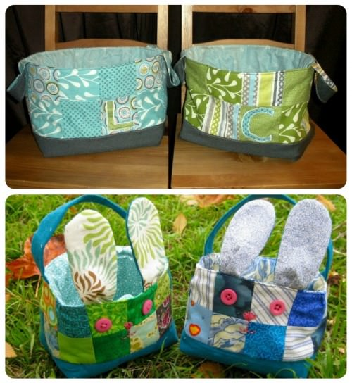 70 free easter basket templates for kids tip junkie 2 quilted fabric boy baskets negle Images