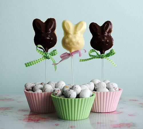 Easter Bunny Chocolates Recipe